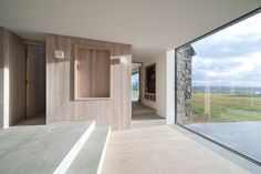 Image 14 of 24 from gallery of House in Blacksod Bay / Tierney Haines Architects. Photograph by Stephen Tierney