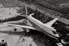 Boeing 747 Roll Out - 1969