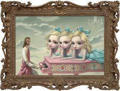 Paintings – Mark Ryden