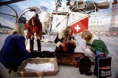 ABBA 1979 in Switzerland