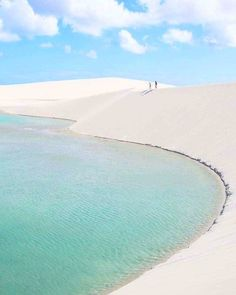 Wonderful Places: Jericoacoara - Brazil ✨💙💙💙✨ Picture by ✨✨ . for a feature . Best Places To Travel, Places To See, Wonderful Places, Beautiful Places, Beautiful Scenery Pictures, Family Vacation Spots, Selfies, Sand And Water, Water Blue