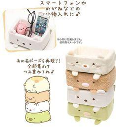 Sumikko Gurashi Tray ~ Plush Tray - Things from Japan