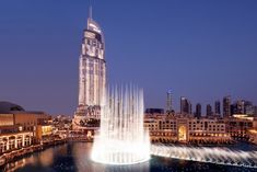 Vacation Destinations | Luxury Trips | Travel Worldwide | Travel Store: News: Address Downtown reopens in Dubai following ...
