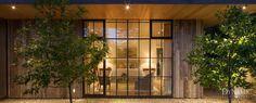 Aluminum Clad Storefront Window