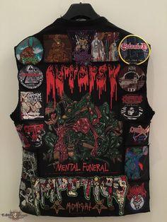 Battle Jacket front & back (finished)   TShirtSlayer TShirt and BattleJacket Gallery