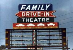 Vintage Signs, Vintage Photos, Drive In Movie Theater, Fayette County, Outdoor Theater, Leather Stool, My Old Kentucky Home, Good Old, Things To Know