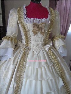 Online Buy Wholesale 18th century dress from China 18th century ...