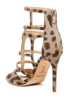CAROLINNA ESPINOSA Sammy High Heeled Sandal