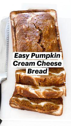 Fun Baking Recipes, Easy Yummy Recipes, Fall Recipes, Sweet Recipes, Fall Dessert Recipes, Cooking Recipes, Fall Desserts, Bread Recipes, Soup Recipes