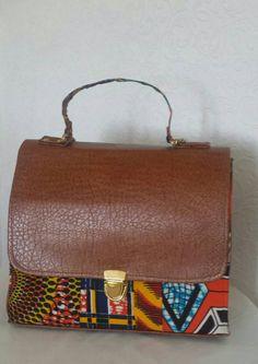 Large Crossbody Bag by VickysBeauty on Etsy