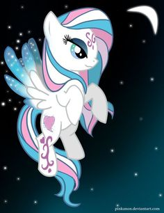 Star catcher from the old MLP as the new animation this took me FOREVER to find online!: