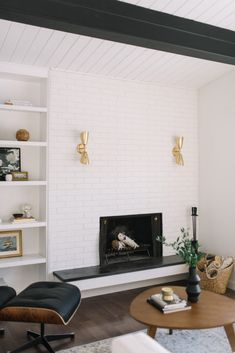 Before + After - Ottewell Oasis Reveal, mid century modern, mid century modern design