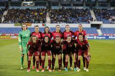 SPORTS And More: #Portugal historic @WomensSoccer team #FutebolFemi...