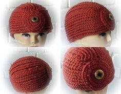 Hut,Turban oder Mütze - all in one von ULeMo`s  Mützen, Hüte, Taschen und mehr auf DaWanda.com