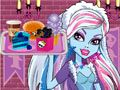 Monsters Fun Cafe   Dress up games   Games for Girls   Monster High Games   Makeover games