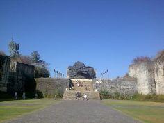 Plaza Area At GWK Bali