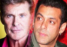 BREAKING: David Hasselhoff Wants To Work With Salman Khan