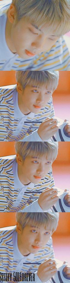 RM ♥️ BTS x PUMA