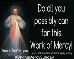 PIN AND JOIN  THE TWITTERSTORM #DivineMercySunday at 1pm EDT