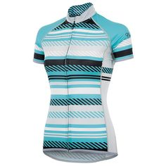 Women's Canari Copula Cycling Jersey, Size: Medium, Blue