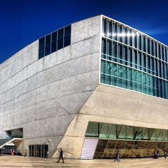 Uma bela viagem pelo norte de Portugal Via Blog You Must Go | 25/04/2013 Photo:casa da música, Porto,  #Portugal