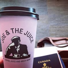 @joeandthejuice your ginger latte with almond milk is divine #coffeelove #sanfrancisco