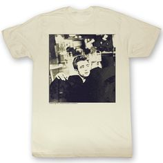 """Checkout our #LicensedGear products FREE SHIPPING + 10% OFF Coupon Code """"Official"""" James Dean T-Shirt womans - James Dean - T-shirt - Price: $24.99. Buy now at https://officiallylicensedgear.com/james-dean-t-shirt-womans-jd570"""