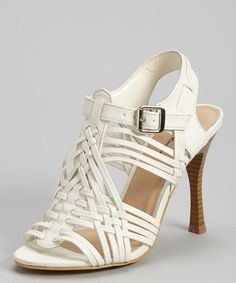 f6b37a21d39a White Taylor Sandal Bride Shoes