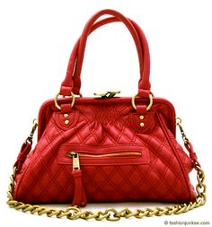 5ee8b368bb Marc Jacobs Stam in Red!  lt 3 Marc Jacobs Purse
