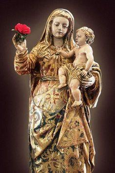 María santísima nuestra madre fiel (Paulina achach)
