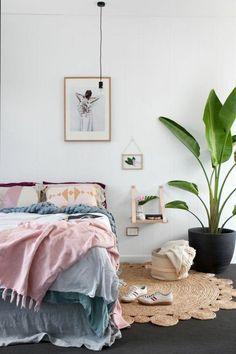 Peinture les couleurs chambre adulte id ales pour les for Plante pour chambre a coucher