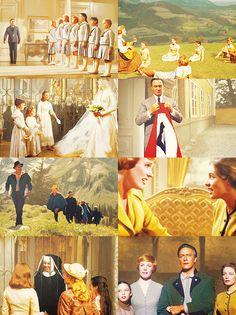 * mine Julie Andrews the sound of music christopher plummer et cetera et cetera