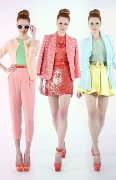 by anna sui #design #fashion #trend #annasui