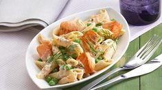 Nudelsalat+mit+Lachswürfel+Rezept+»+Knorr