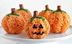 Comida terrorífica para Halloween