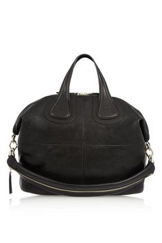 Givenchy Medium Nightingale bag in black leather NET-A-PORTER.COM