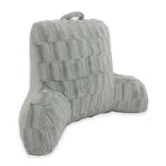 Relax with plenty of back support, the Arlee Home Fashions Nevada Cut Backrest Pillow fulfills a multitude of roles. Its high back and wide-set arms embrace you as you read, watch TV, or take a nap. The plush cut fabric is ultra soft and comfy. Bed Rest, Grey Pillows, Room Mom, Support Pillows, Make Your Bed, Take A Nap, Pillow Talk, Fashion Room, Backrest Pillow