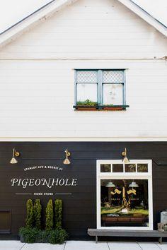 Pigeonhole Home Store | Tara Hurst Design