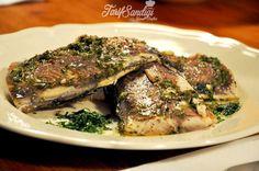 Fırında Baharatlı Palamut Tarifi Fish Recipes, Seafood Recipes, Iftar, Homemade Beauty Products, Fish Dishes, Food Blogs, Types Of Food, Good Food, Pork