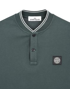21518 Polo Shirt Stone Island Men - Official Online Store Camisa Polo  Masculina c59fb3f41879b