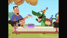 Disney Junior España   ¿Puedes enseñarle modales a mi cocodrilo?: en la ...