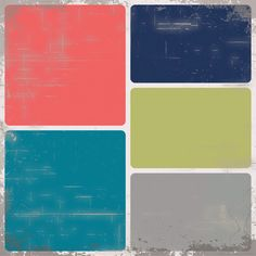 Color inspiration.... This is the closest I've found to the colors I like for Baby Girl's nursery.