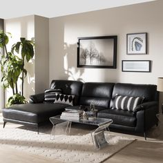 Brown Furniture With Gray Walls House Stuff In 2019