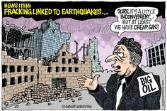 fracking linked to earthquakes