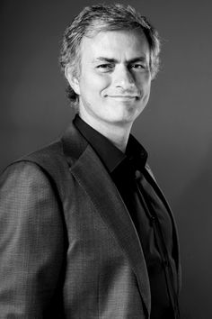 José Mourinho | Portuguese football manager and former football player