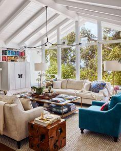 Go Inside Miranda Kerr's Malibu Home- HarpersBAZAAR.com