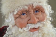 sculpting a santa face - Google Search