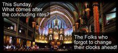 don't miss mass