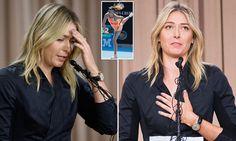 Sharapovaannounces she has failed a drug test at the Australian Open