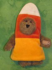 Boyd's Bears Plush-He is with my Halloween Collection.